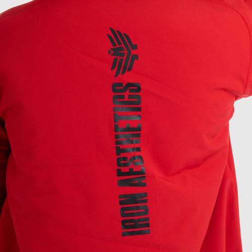 Tepláky MC - Flag, červené