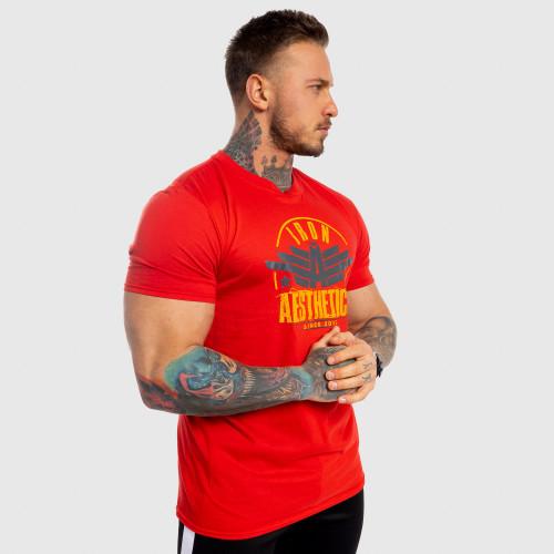 Ultrasoft tričko Iron Aesthetic Camouflage