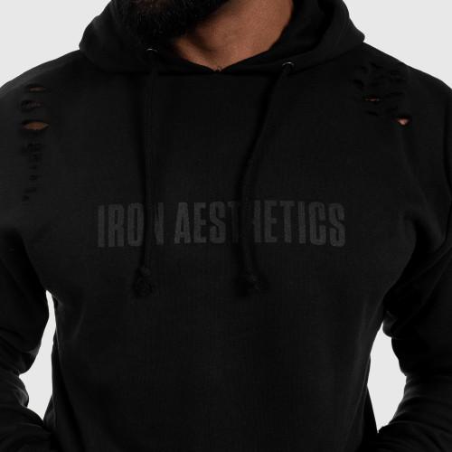 Funkčné tričko s dlhým rukávom Iron Aesthetics, biele