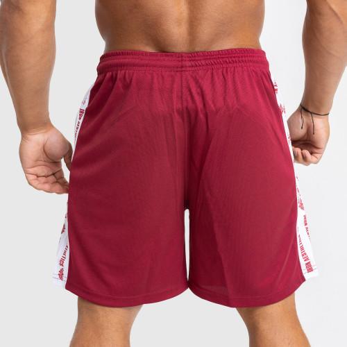 Športová taška IronMan, červená