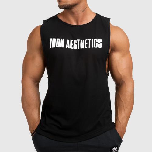 Jogger tepláky Iron Aesthetics, green camo