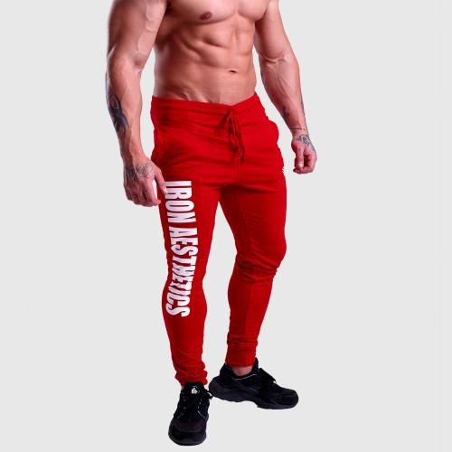 Mikina se zipem, červená, Monsta MC-Crest