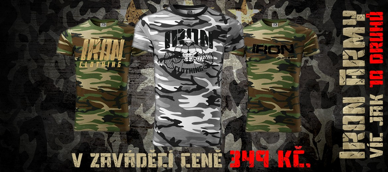 Iron Army style