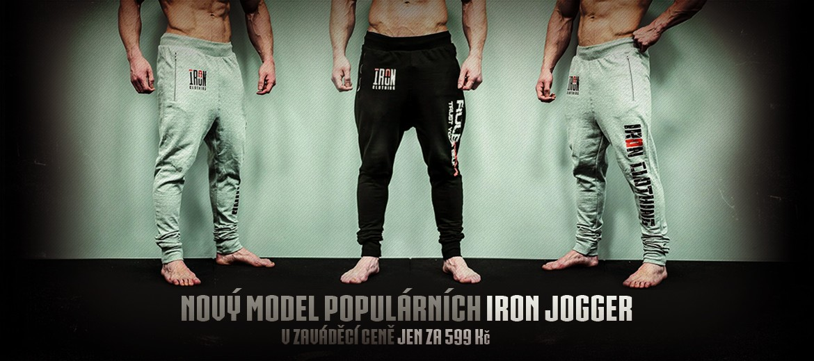 IronJogger