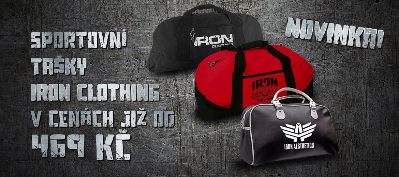 Sportovní tašky Iron Clothing