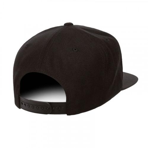 Pánská kšiltovka Aesthetics Snapback, černá