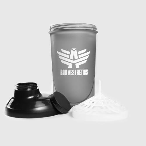 Shaker Iron Aesthetics 500ml, černý