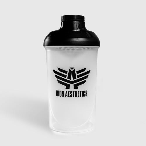 Shaker Iron Aesthetics 500ml, bílý