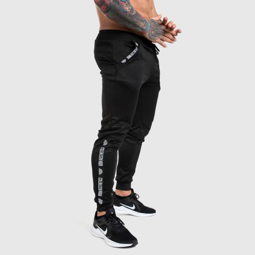 Jogger tepláky Iron Aesthetics Partial, černé