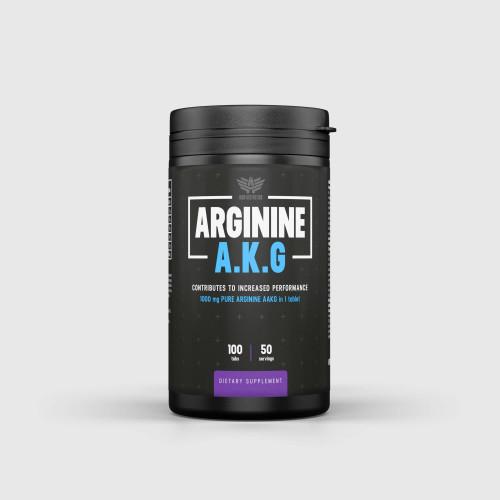 Arginin A.K.G. 100 tab - Iron Aesthetics