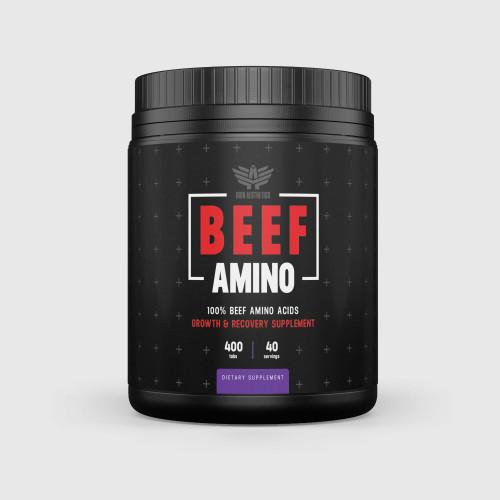 100% Beef Amino 250 tab - Iron Aesthetics