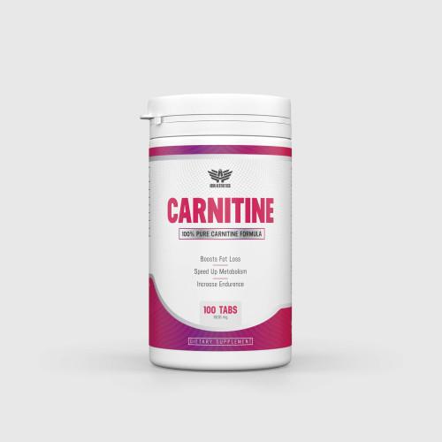 L-Karnitin 100 tab - Iron Aesthetics