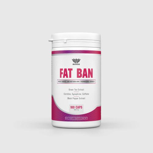 Spalovač tuků Fat Ban 100 kaps - Iron Aesthetics