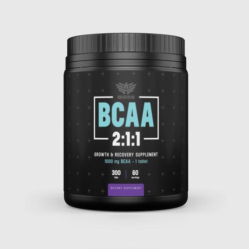 BCAA 2:1:1 300 tab - Iron Aesthetics