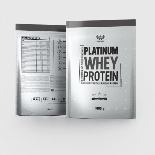 Protein Platinum Whey 1000 g - Iron Aesthetics