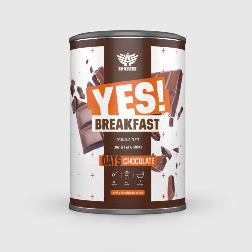 Proteínová kaša YES! Breakfast 500 g - Iron Aesthetics