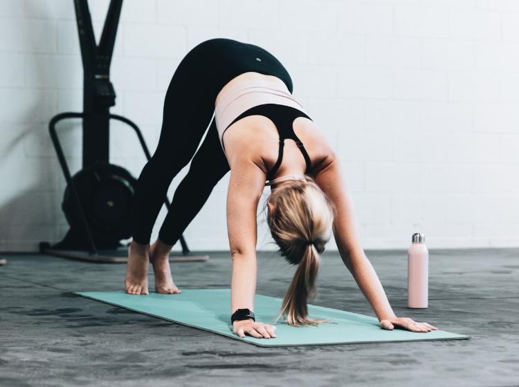 Zvykněte si cvičit s vlastní váhou?